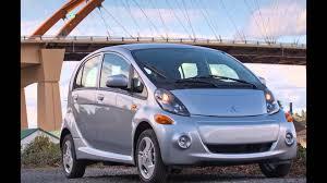new release electric car20162017 Mitsubishi imiev Range SUb COmpact New Electric Car
