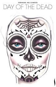 great free skull face paint tutorial beautifully ilrated calavera skull design turn heads at