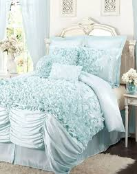 baby blue bedroom set blue ruffled comforter set if only my fiance would agree to sleeping baby blue