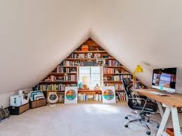 Ideas for a small office Design Ideas Upstairs Attics And Dormers Are Great Home Office Ideas For Small Spaces This Unique Home Best Modern Office Design Photos And Ideas Dwell