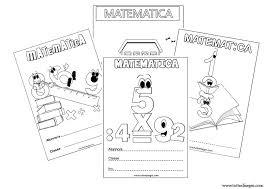 Copertine Di Matematica Quaderni Scuola Primaria Tuttodisegnicom
