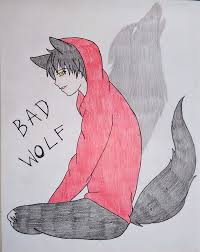 If you are using mobile phone, you could also use menu drawer from browser. Anime Drawings Boy Wolf