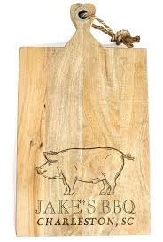 extra large wooden cutting board personalized mango with 1 adv