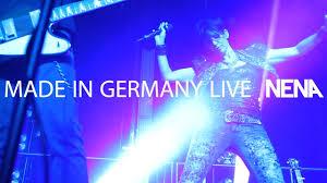 Alle infos zu dem konzert. Nena Nur Getraumt Live 2010 Youtube