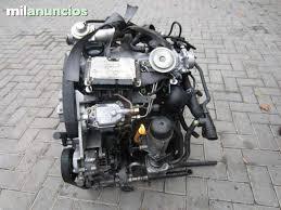 MIL ANUNCIOS.COM - Motor vw polo 1.9 tdi 110 cv asv