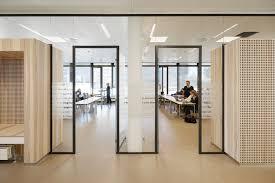 office interior doors. Gallery Of Herningsholm Vocational School / C.F. Møller - 4 Office Interior Doors O