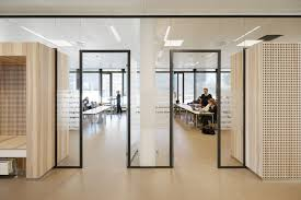 interior school doors. Gallery Of Herningsholm Vocational School / C.F. Møller - 4 Interior Doors I