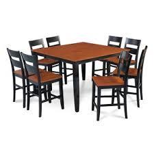 progressive furniture winston 7 piece counter height dining table set. progressive furniture winston 7 piece counter height dining table set