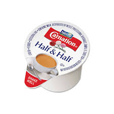 This coffee is a half and half blend of our organic fair trade sumatra and our organic fair trade, swiss water process sumatra decaf. Carnation Half Half Coffee Creamer 180 Ct Readyrefresh