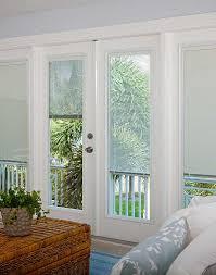 exterior door with blinds. enclosed blinds exterior door with y