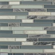 bliss waterfall mosaic tile sevenstonesinc com bliss glass stone
