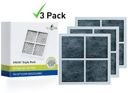 lg refrigerator air filter replacement. amazon.com: 3 x replacement refrigerator air filter - lg lt120f, adq73214402, adq73214404 triple pack: home \u0026 kitchen lg a