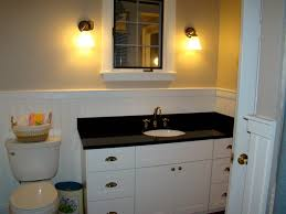 Bathroom Vanity Black Black Bathroom Vanity With Marble Top