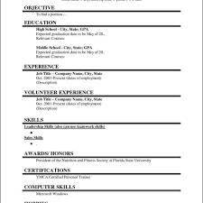 98 Free Microsoft Resume Templates 2015 Sample Resume Templates