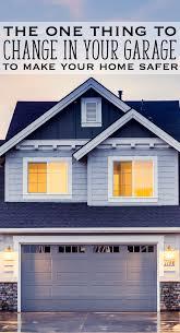 change garage make home safer