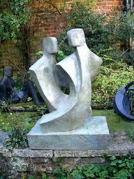 large outdoor decoration best bronze garden statues sheep for cranes australia