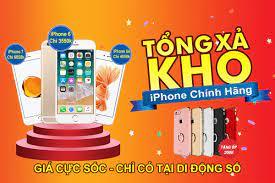 Xả hàng điện thoại Apple iPhone với giá cực sốc chỉ từ 850k - Di Động Số