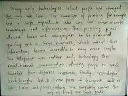 ielts writing task technology topic ielts simon com  0252 posted by simon in ielts writing task