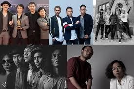 Selasa, 30 mar 2021, 16:30 wib. Inilah Daftar Band Indonesia Berpengikut Terbanyak Di Media Sosial Pop Hari Ini