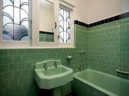 art deco bathroom style guide