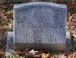 John Charles Ratliff (1872-1954) - Find A Grave Memorial