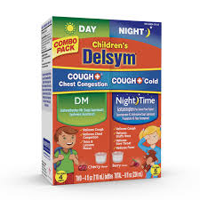 delsym for kids cough day night
