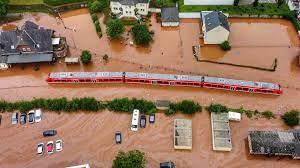عشرات القتلى ومئات المفقودين في فيضانات ألمانيا - صحيفة الاتحاد