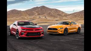 2018 Ford Mustang 5 Chevrolet Camaro Ss 1le Youtube | 2019-2020 ...