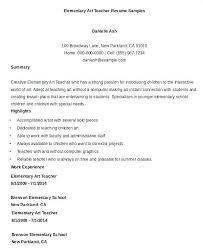 Resume Objectives For Teachers Mesmerizing Sample Objective For Teacher Resume Teaching Objective Sample