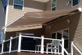 retractable awning deck 2 motorized awnings for decks43