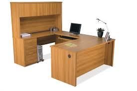 Elegant U Shaped Computer Desks