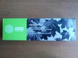 Обзор от покупателя на Тонер-<b>картридж Cactus CS</b>-C-<b>EXV6</b> ...