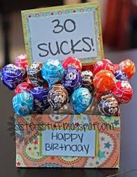 30th birthday gift ideas for her or him