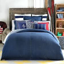 denim comforter queen king ralph lauren size twin