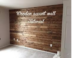 wooden accent wall tutorial diy tutorials walls wood materials bedroom in kitchen fe e full