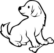Small Picture 66 best Dogs images on Pinterest Colouring Colouring pages and Dog