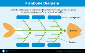 What Is A Cause And Effect Diagram Fishbone Diagram Aka Cause Effect Diagram Template