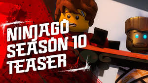 LEGO NINJAGO - LEGO NINJAGO Official Season 10 Teaser - Darkness Descends  Upon NINJAGO