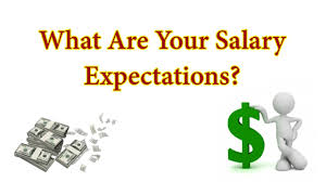 How To Answer What Are Your Salary Expectations Job Interview