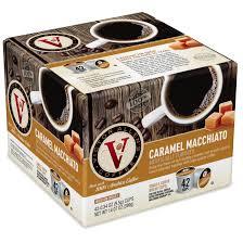 Includes 200 single serve instant coffee k cups. Victor Allen S Coffee Caramel Macchiato K Cup Coffee Pods By Victor Allen S Coffee At Fleet Farm