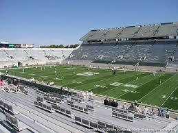 Spartan Stadium Mi View From Lower Level 21 Vivid Seats