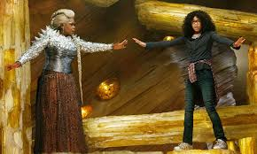 """Wrinkle in Time Star Storm Reid Will Never Forget Her """"Surprise"""" First  Meeting with Oprah 