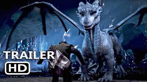 DRAGONHEART 5: VENGEANCE Teaser Trailer (2020) - YouTube