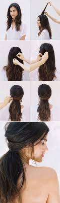 Die Besten 25 Frisuren Z Pfe Drehen Ideen Auf Pinterest