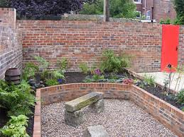 Small Picture Raised Garden Design on Curved Raised Bed Made Of Reclaimed Brick