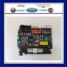 new genuine oe peugeot engine bay fuse box (bsm) fits peugeot 207 GM Part Pa66 Gf30 at Pet Gf30 Fuse Box