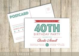 Photo Invitation Postcards Birthday Invitation Postcards Invitation Templates Free