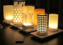cordless table lamps type