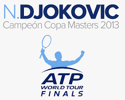 Afiche Djokovic campeon Masters '13
