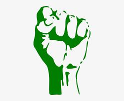 Fist Transparent Background Fist Clip Art At Clker Raised Fist Free Transparent Png